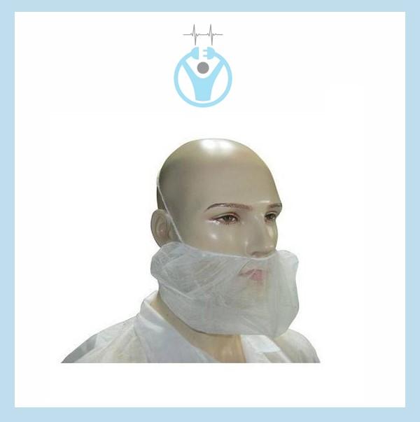 Sakal Bonesi, Sakal Maskesi, Bıyık Maskesi 500 Adet, Standart Ürün