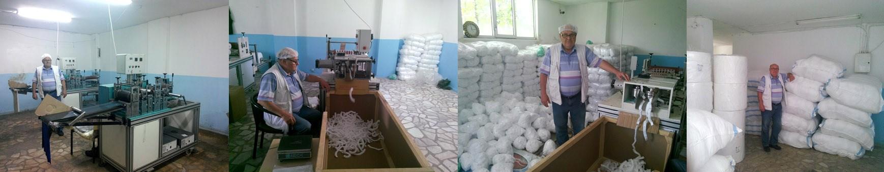 Tek Kullanımlık Sağlık Tekstil Ürünleri